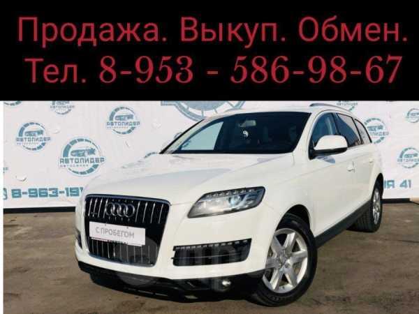 Audi Q7, 2012 год, 1 297 000 руб.