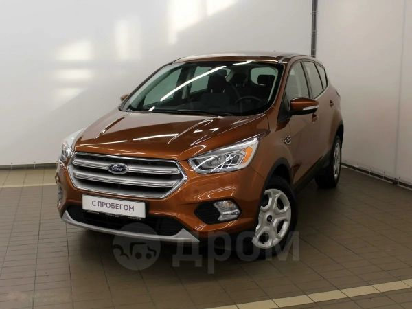 Ford Kuga, 2017 год, 1 049 000 руб.