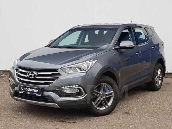 Hyundai Santa Fe, 2016 год, 1 121 345 руб.