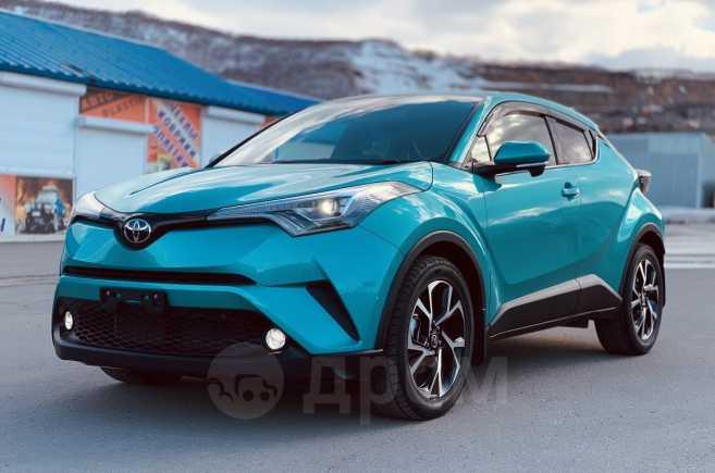 Toyota C-HR, 2016 год, 1 499 000 руб.