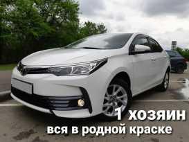 Краснодар Corolla 2018