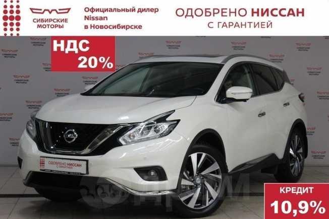 Nissan Murano, 2019 год, 2 650 000 руб.