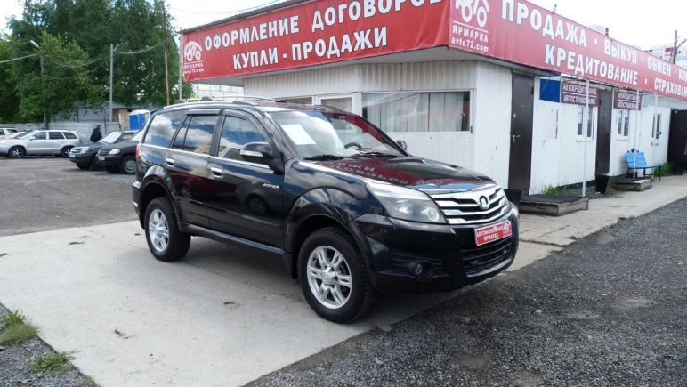 Great Wall Hover H3, 2010 год, 415 000 руб.