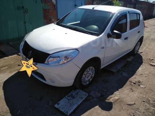 Renault Sandero, 2011 год, 252 000 руб.