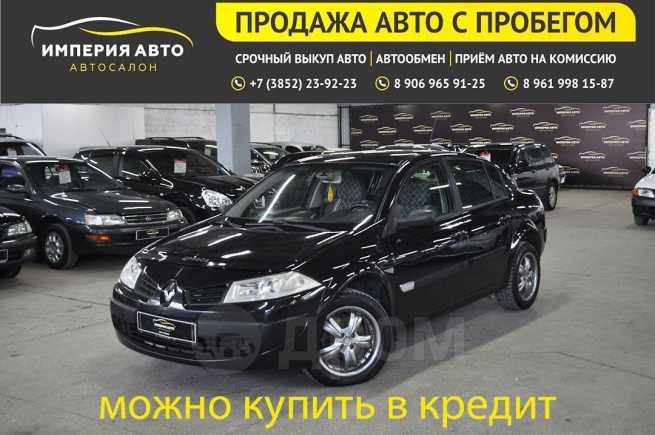 Renault Megane, 2006 год, 269 000 руб.