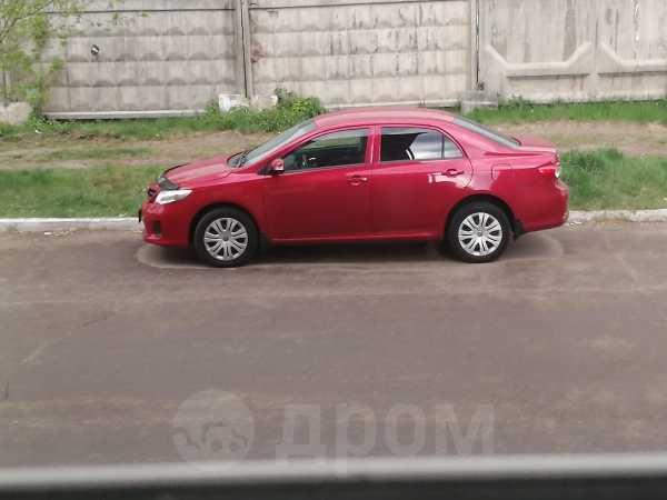 Toyota Corolla, 2010 год, 697 000 руб.