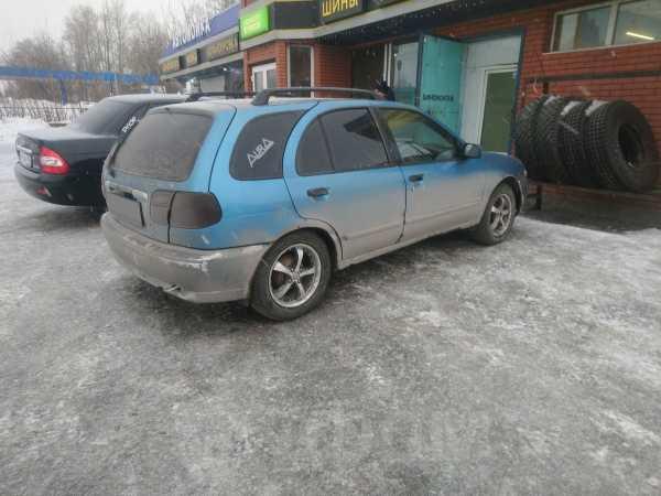 Nissan Pulsar, 1996 год, 108 000 руб.