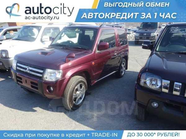 Mitsubishi Pajero Mini, 2011 год, 435 000 руб.