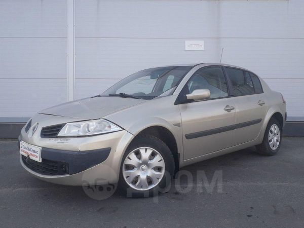Renault Megane, 2007 год, 199 000 руб.