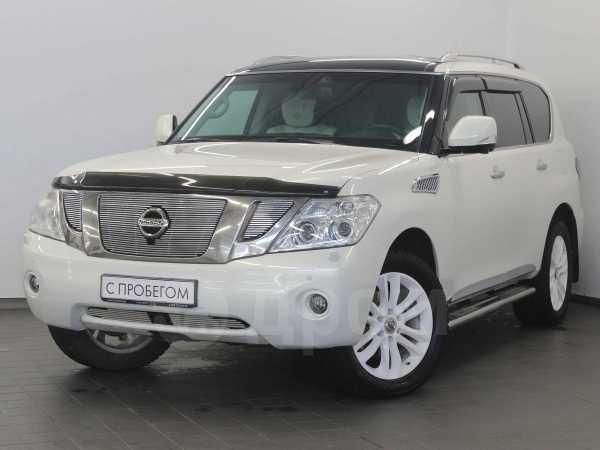 Nissan Patrol, 2011 год, 1 249 000 руб.