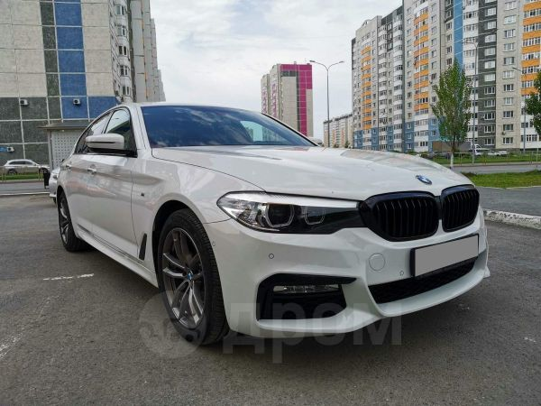BMW 5-Series, 2018 год, 2 489 000 руб.