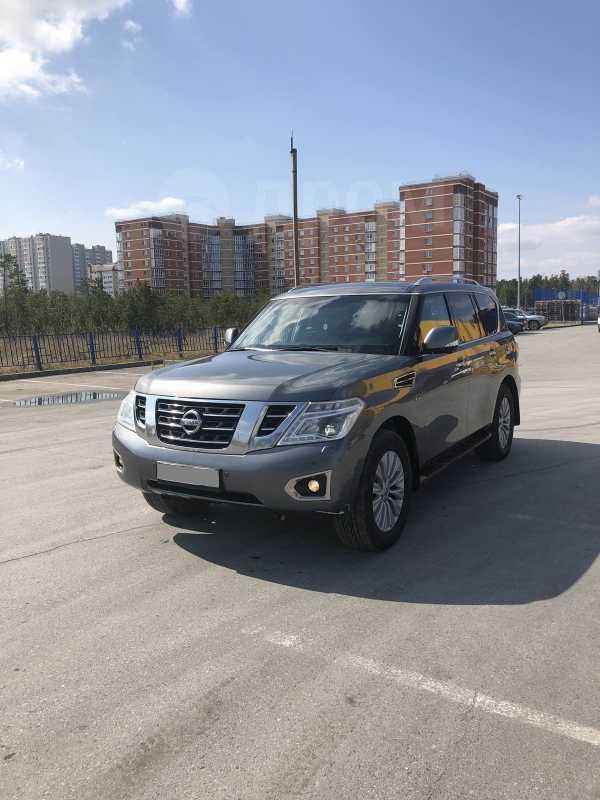 Nissan Patrol, 2014 год, 1 700 000 руб.