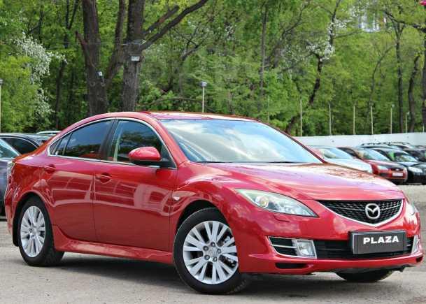 Mazda Mazda6, 2008 год, 428 000 руб.