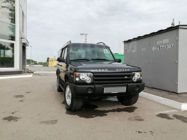Land Rover Discovery, 2004 год, 475 000 руб.