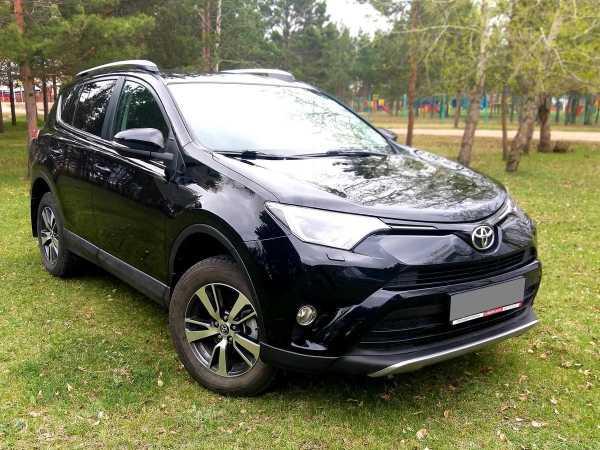 Toyota RAV4, 2016 год, 1 510 000 руб.