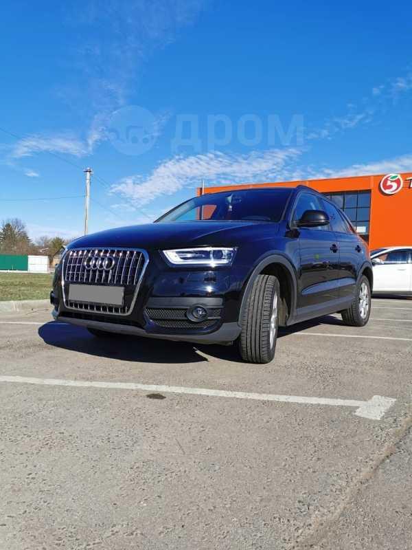 Audi Q3, 2012 год, 820 000 руб.