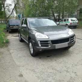 Барнаул Cayenne 2008