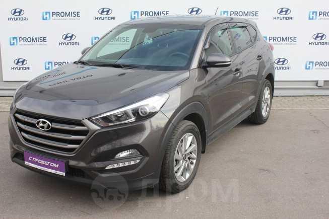 Hyundai Tucson, 2016 год, 1 285 000 руб.