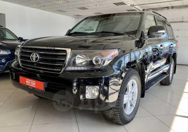 Toyota Land Cruiser, 2012 год, 2 190 000 руб.