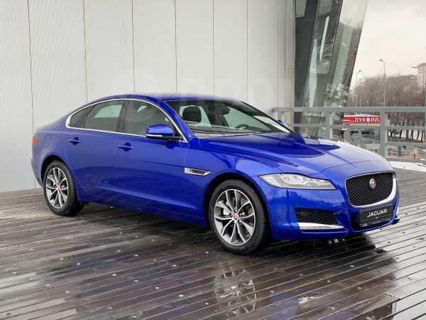 Jaguar XF, 2020 год, 3 992 000 руб.