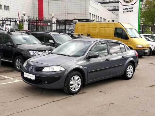 Renault Megane, 2007 год, 210 000 руб.
