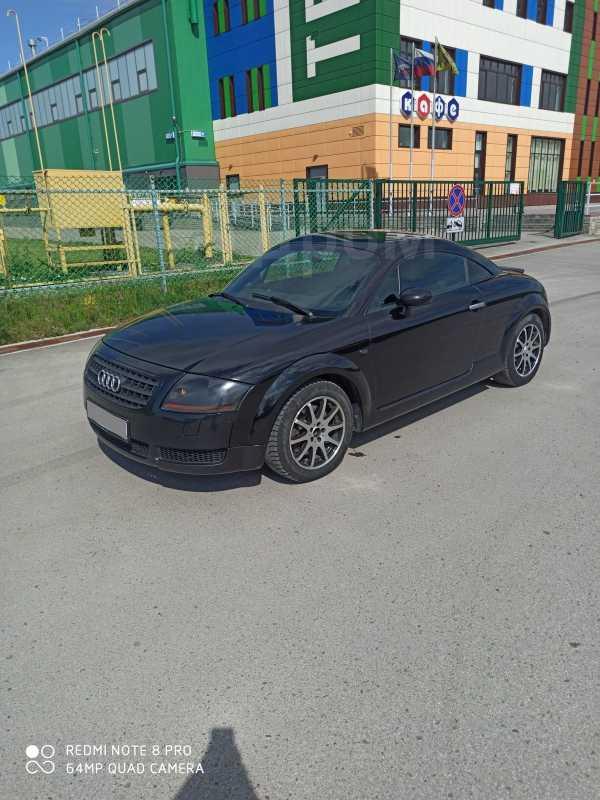 Audi TT, 2003 год, 550 000 руб.