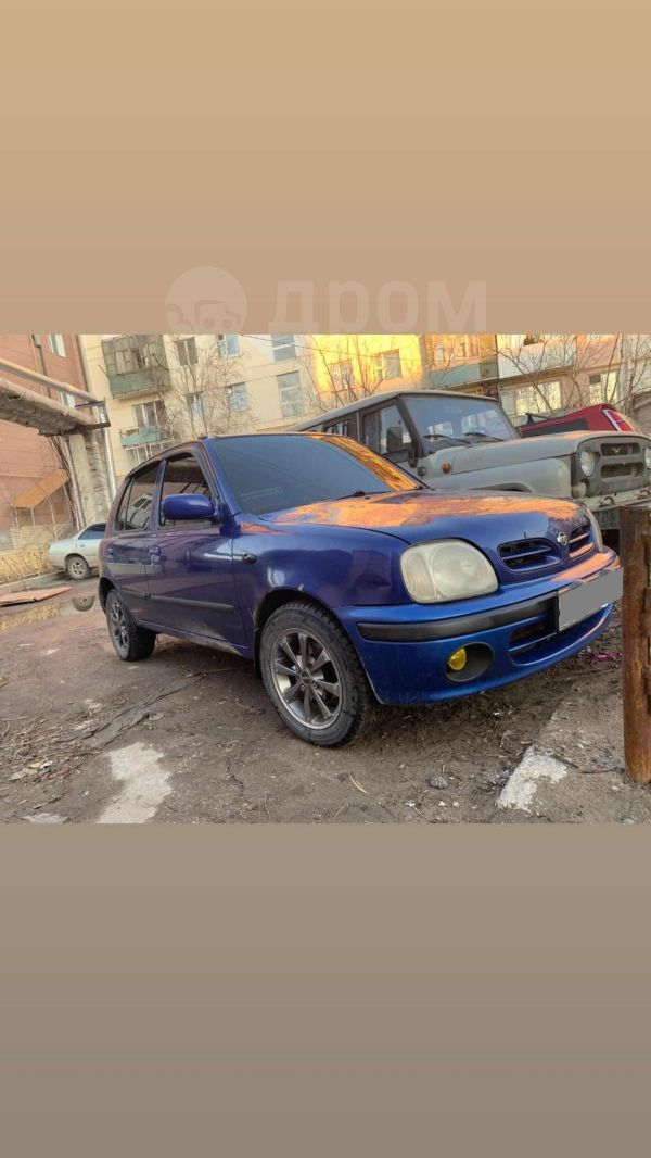 Nissan March, 2000 год, 250 000 руб.