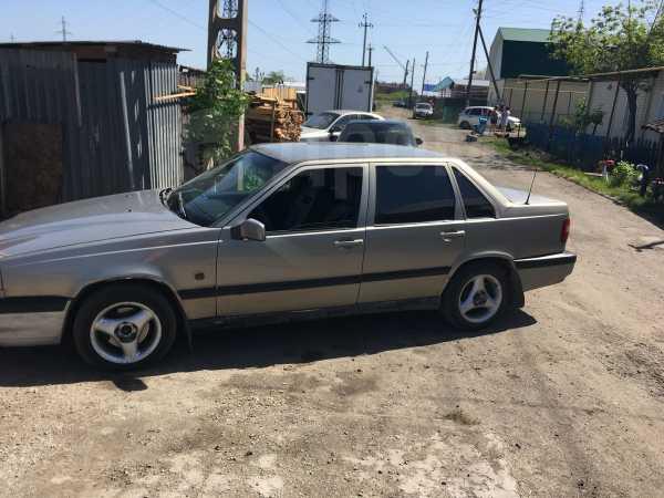 Volvo 850, 1997 год, 95 000 руб.