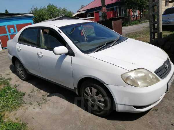 Toyota Corolla, 2003 год, 180 000 руб.