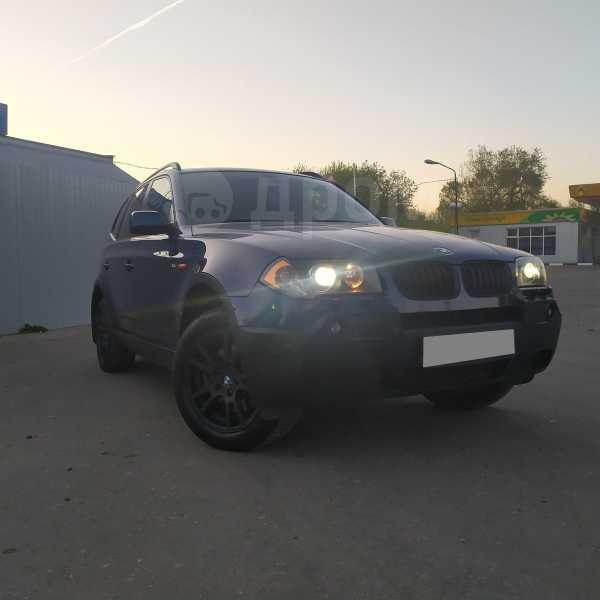 BMW X3, 2005 год, 670 000 руб.