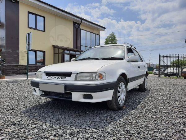 Toyota Sprinter Carib, 2000 год, 245 000 руб.