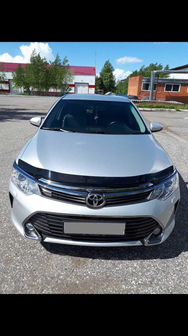 Toyota Camry, 2015 год, 1 450 000 руб.