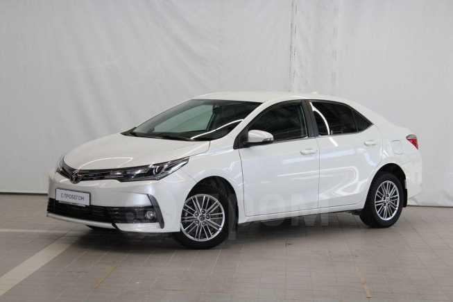 Toyota Corolla, 2018 год, 1 150 000 руб.
