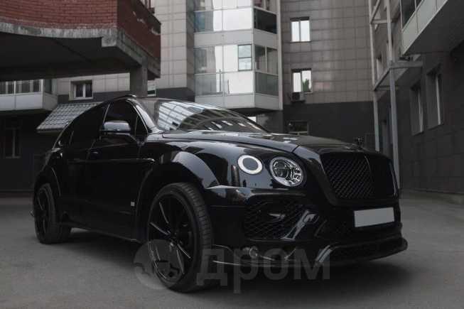 Bentley Bentayga, 2016 год, 11 999 999 руб.