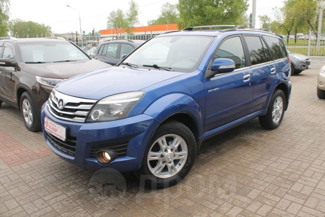 Great Wall Hover H3, 2012 год, 539 500 руб.