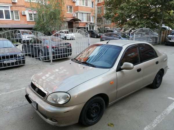 ЗАЗ Шанс, 2012 год, 110 000 руб.