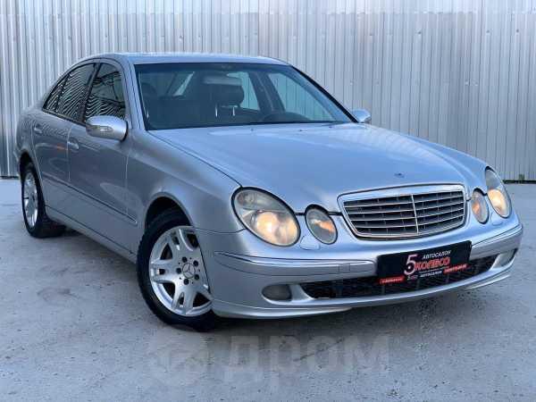 Mercedes-Benz E-Class, 2005 год, 359 000 руб.