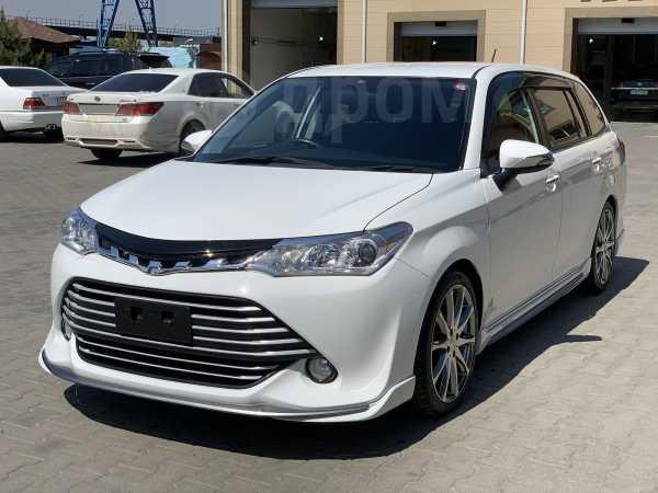 Toyota Corolla Fielder, 2015 год, 745 000 руб.