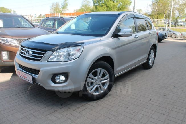 Great Wall Hover H6, 2013 год, 589 500 руб.