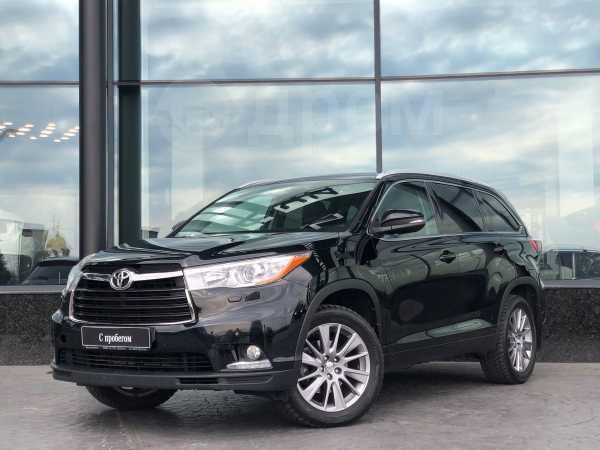 Toyota Highlander, 2014 год, 1 874 000 руб.