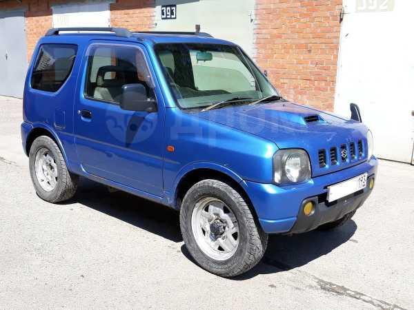 Suzuki Jimny, 2000 год, 180 000 руб.