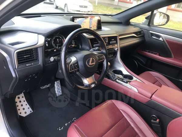 Lexus RX350, 2016 год, 3 165 000 руб.