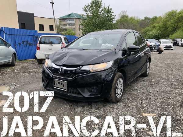 Honda Fit, 2017 год, 470 000 руб.