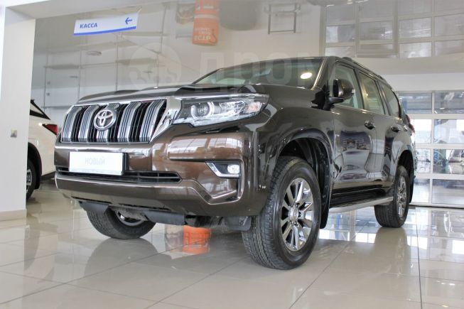 Toyota Land Cruiser Prado, 2020 год, 3 100 000 руб.