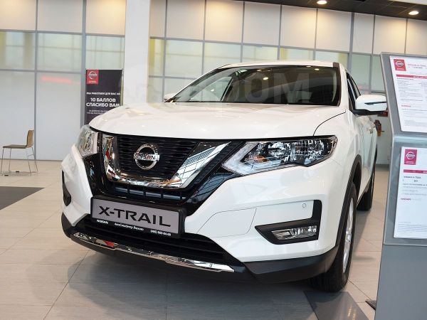 Nissan X-Trail, 2020 год, 2 204 000 руб.