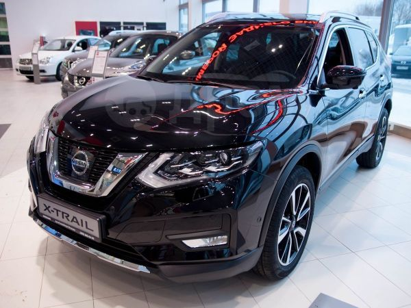 Nissan X-Trail, 2020 год, 2 201 000 руб.