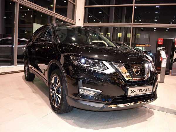 Nissan X-Trail, 2020 год, 1 961 000 руб.