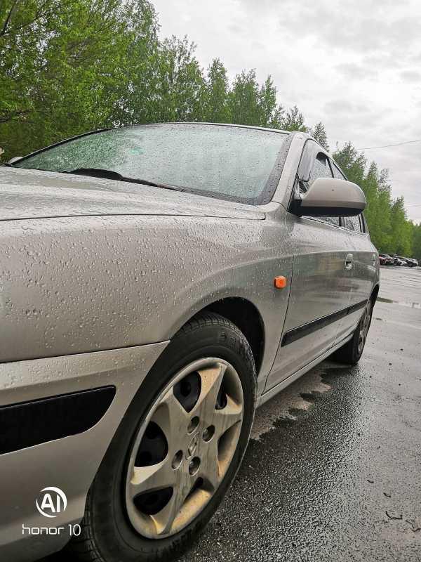 Hyundai Elantra, 2005 год, 170 000 руб.