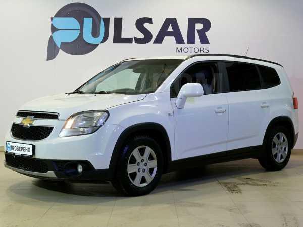 Chevrolet Orlando, 2011 год, 569 000 руб.