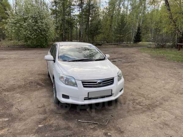Toyota Corolla Axio, 2010 год, 460 000 руб.